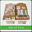 Органайзер для настільної гри Isle of Cats