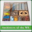 Органайзер для настольной игры Architects of the West Kingdom + Exp
