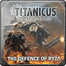 Adeptus Titanicus: The Defence of Ryza (Hardback)