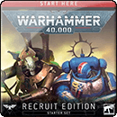 Warhammer 40000 Recruit Edition