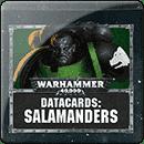 Warhammer 40000. Datacards: Salamanders