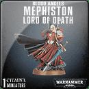 Warhammer 40000. Blood Angels: Mephiston, Lord of Death
