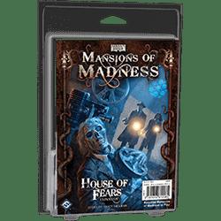 Настольная Игра Mansions of Madness: House of Fears (Особняк безумия: Дом страха)