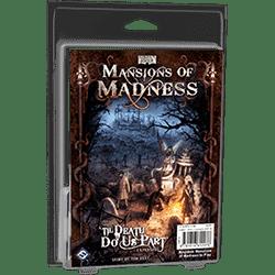 Настольная Игра Mansions of Madness: Till death do us a part (Особняк безумия: Пока смерть не разлучит нас)