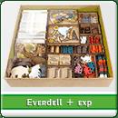 Органайзер для настольной игры Эверделл + дополнения