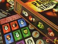 Настольная игра - Panic Station (Станция Паника)