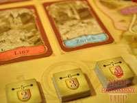Настольная игра - Thurn and Taxis (Турн и Таксис: Королевская Почта)
