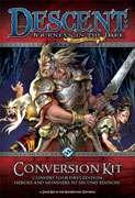 Настольная Игра The Descent 2-nd Edition: Conversion Kit (Спуск 2-е издание: Набор для конвертации)