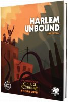 Call of Cthulhu RPG: Harlem Unbound 2nd edition