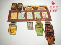 Настольная игра Затерянные города (Lost Cities)