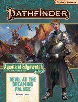Pathfinder: Adventure Path. Devil at the Dreaming Palace
