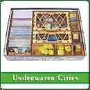 Органайзер для настільної гри Underwater Cities