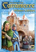 Настольная Игра Carcassonne Winter edition (Каркассон Зимняя версия)