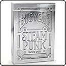 Покерные карты Bicycle Steampunk Silver