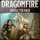 Dungeons & Dragons. Dragonfire: Character Pack – Heroes of the Sword Coast