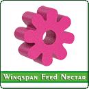 Токены корма для игры Крылья (Wingspan): Нектар