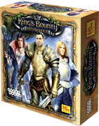 Настольная Игра King's Bounty (Кингс Баунти)