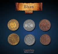 Elven Coin Set