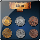 Elven Coin Set
