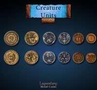 Creature Units Coin Set