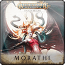 Warhammer Age of Sigmar: Broken Realms: Morathi (Hardback)