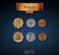 Manga Coin Set