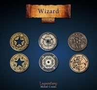 Wizard Coin Set