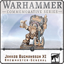 Warhammer Commemorative Series: Jakkob Bugmansson XI: Brewmaster-General