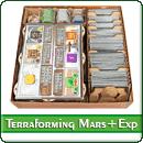 Органайзер для настольной игры Terraforming Mars + дополнения