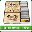 Органайзер для настольной игры Spirit Island + дополнения