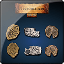 Necromancer Coin Set