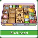 Органайзер для настольной игры Black Angel