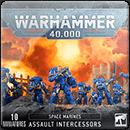 Warhammer 40000: Space Marines: Assault Intercessors