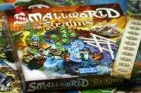 Настольная игра Маленький мир: Королевства (Small World: Realms)