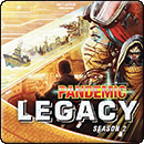 Pandemic: Legacy. Season 2 (Yellow Edition)