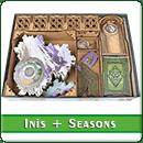 Органайзер для настільної гри Inis + Seasons