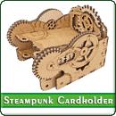 Органайзер для карт Steampunk Cardholder