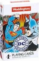 Карты игральные Waddingtons Number 1 – DC Comics Retro Playing Cards