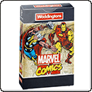 Карты игральные Waddingtons Number 1 – Marvel Comics Retro Playing Cards