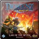 Descent: Journeys in the Dark (2nd Edition) - Lair of the Wyrm (Логово Змея) Eng.