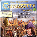 Carcassonne: Expansion 6 – Count, King & Robber