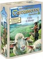 Carcassonne: Expansion 9 – Hills & Sheep