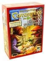 Carcassonne: Die 2. Erweiterung – Händler und Baumeister