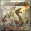 Pathfinder Roleplaying Game: Bestiary 3 - Pocket Edition