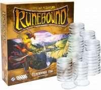 Набір капсул для гри «Runebound: Непорушні Узи»