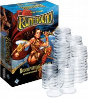 Набір капсул для гри «Runebound: Позолочений Клинок»