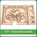 Игронайзер Планшеты игроков для игры Eldritch Horror