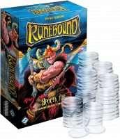 Набір капсул для гри «Runebound: Лють Гір»