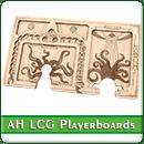 Игронайзер Планшеты игроков для игры Ужас Аркхэма: Карточная Игра