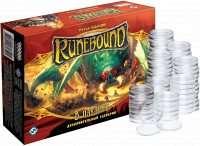 Набір капсул для гри «Runebound: У Павутині»